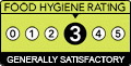 Food Score =3