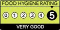 Food Score =5